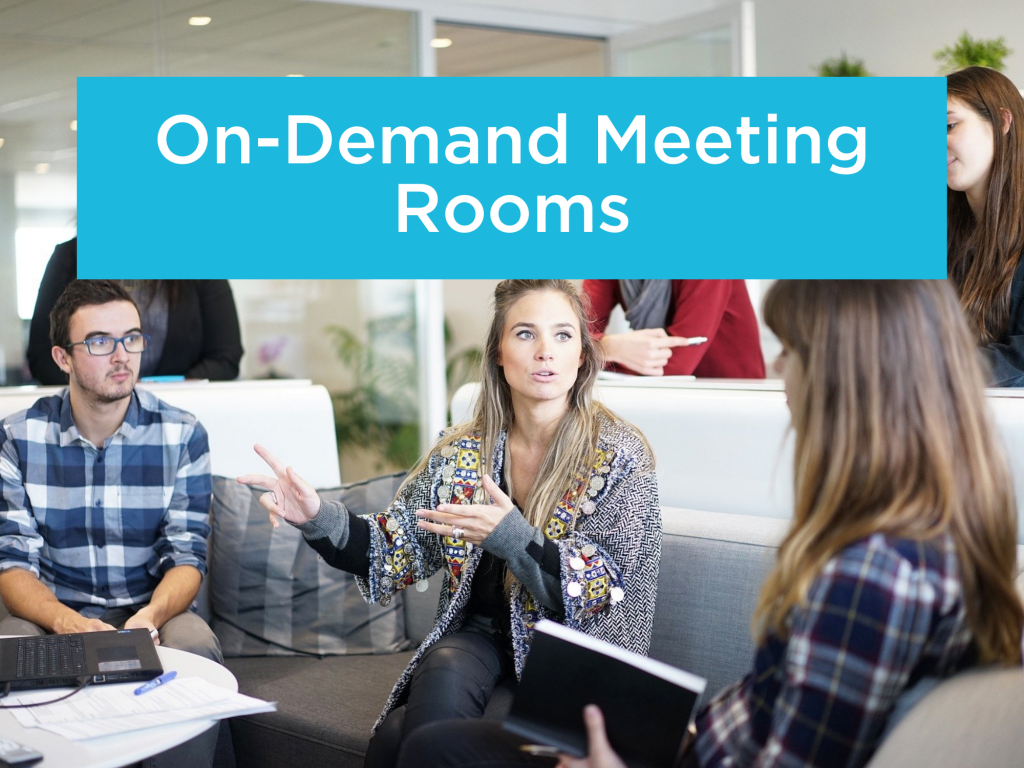 On-Demand Meeting Rooms
